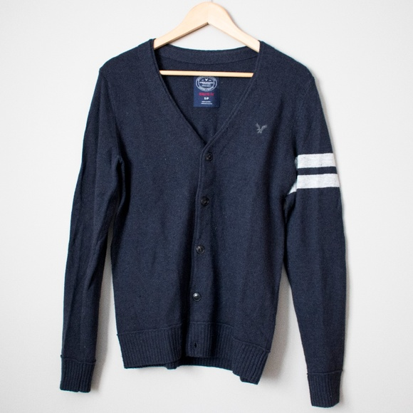 American Eagle Outfitters Other - Trendy Navy Cardigan